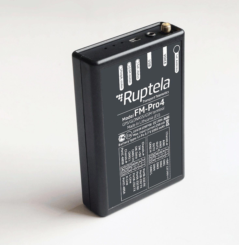 Ruptela-Pro4-GPS-tracker