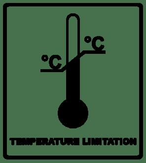 Temperature limitation