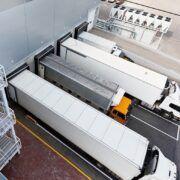 Ile firm w Europie posiada własne auta dostawcze, mieszczące się w zakresie do 3,5 tony?